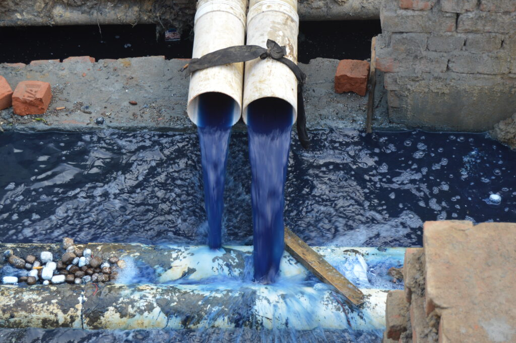 textile wastewater